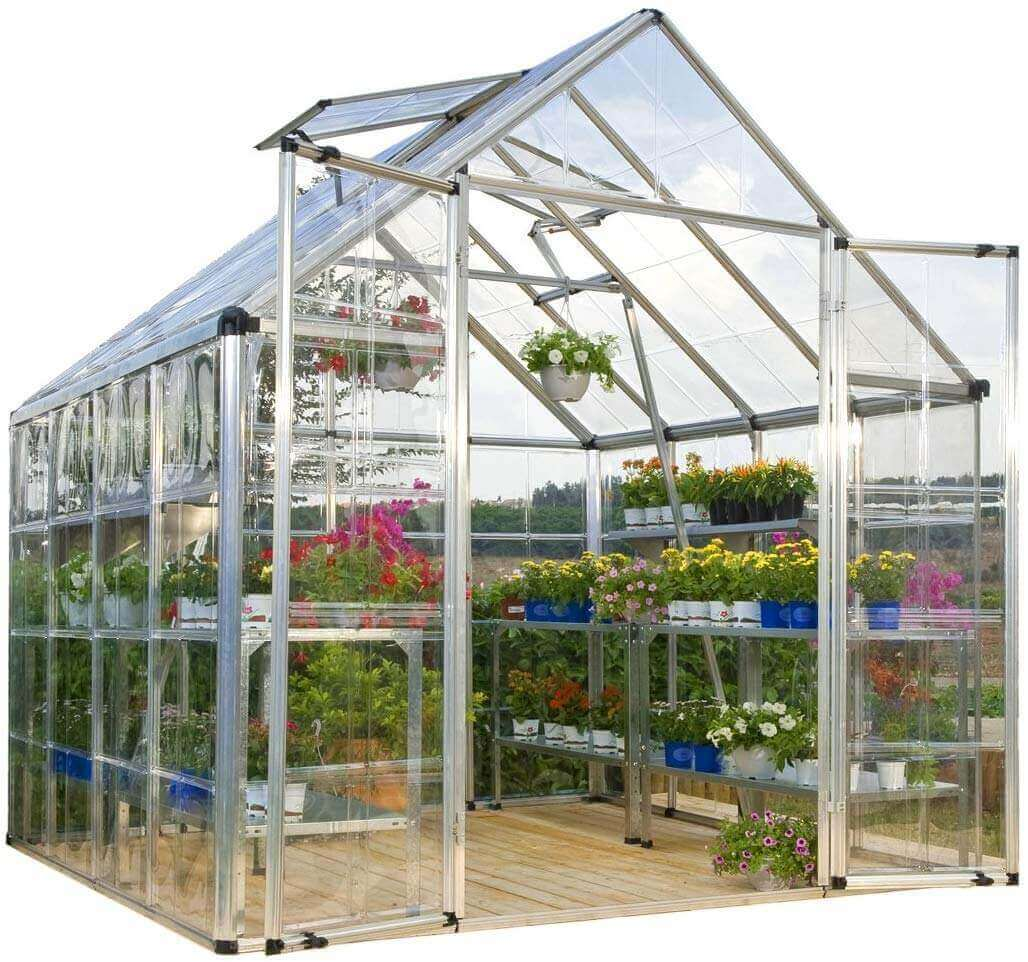 Palram Snap & Grow Greenhouse