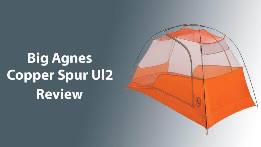 big agnes copper spur ul2