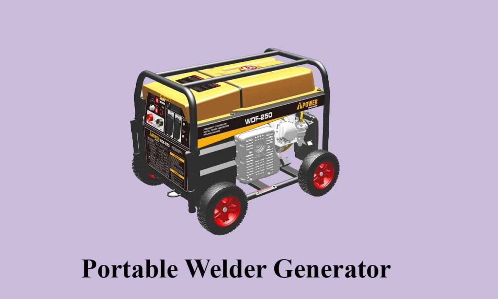 Best portable welder generator